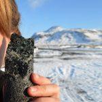 Experimento converte dióxido de carbono em pedra