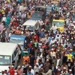 A população mundial está crescendo mais rápido do que se pensava