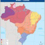 Mapa Climas do Brasil