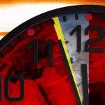 Relógio do fim do mundo nuclear marca o fim em 2 minutos e 30 segundos