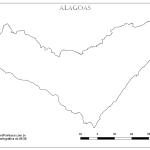 Mapas do Alagoas