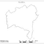 Mapas da Bahia