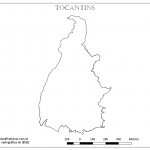 Mapas do Tocantins
