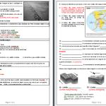 Prova de Geografia Estrutura interna da terra camadas interna da terra
