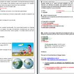 Prova de Geografia Ciclo hidrológico e clima