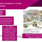PowerPoint: Globalização, Trabalho, Desigualdades, Conflitos e Tensões no mundo