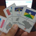 Protegido: Jogo de Dominó de Geografia: Brasil Unidades da Federação