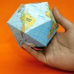 Atividade de Geografia Icosaedro de Fuller