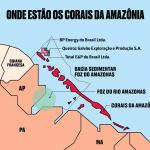 Os Corais da Amazônia